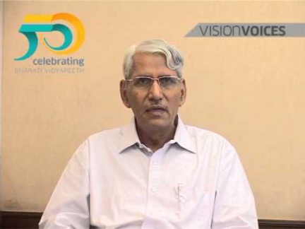 Dr. S.F. Patil, Executive Director International Affairs,Bharati Vidyapeeth